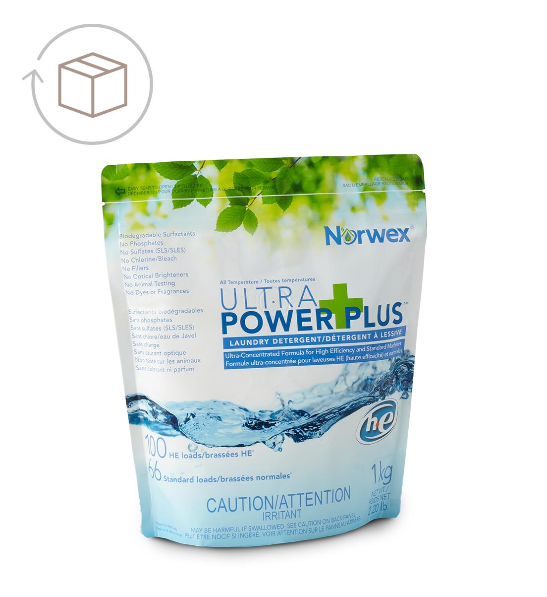 Ultra Power Plus™ Laundry Detergent