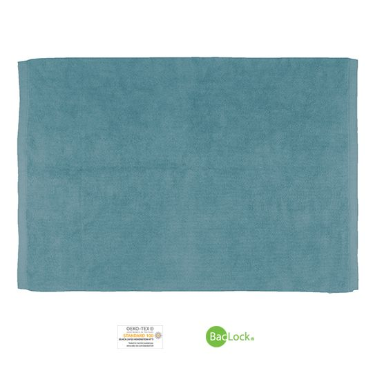 Bath Mat, teal