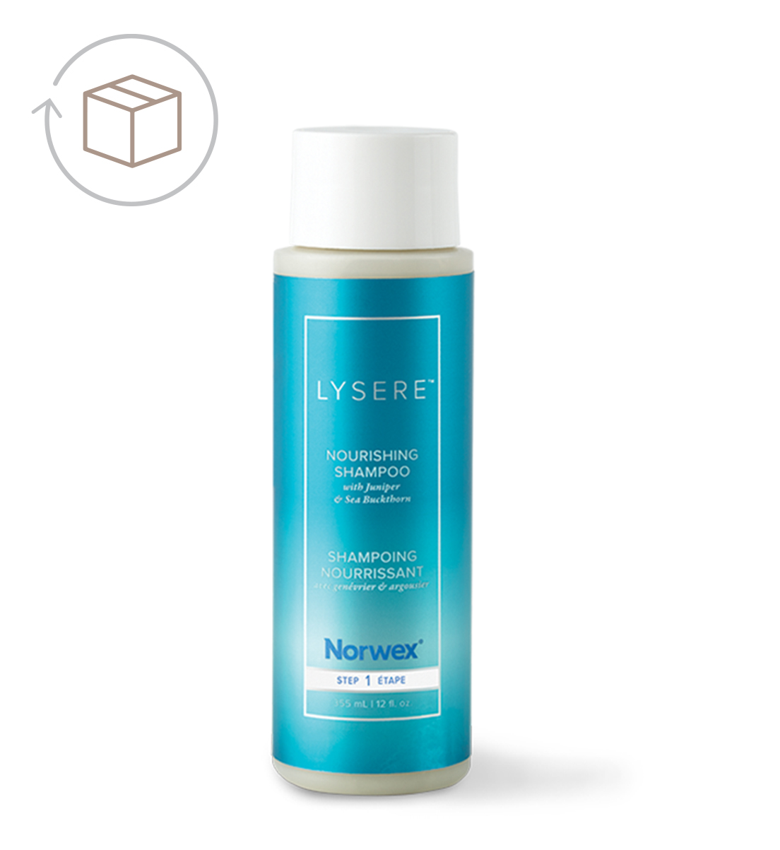 Lysere Nourishing Shampoo