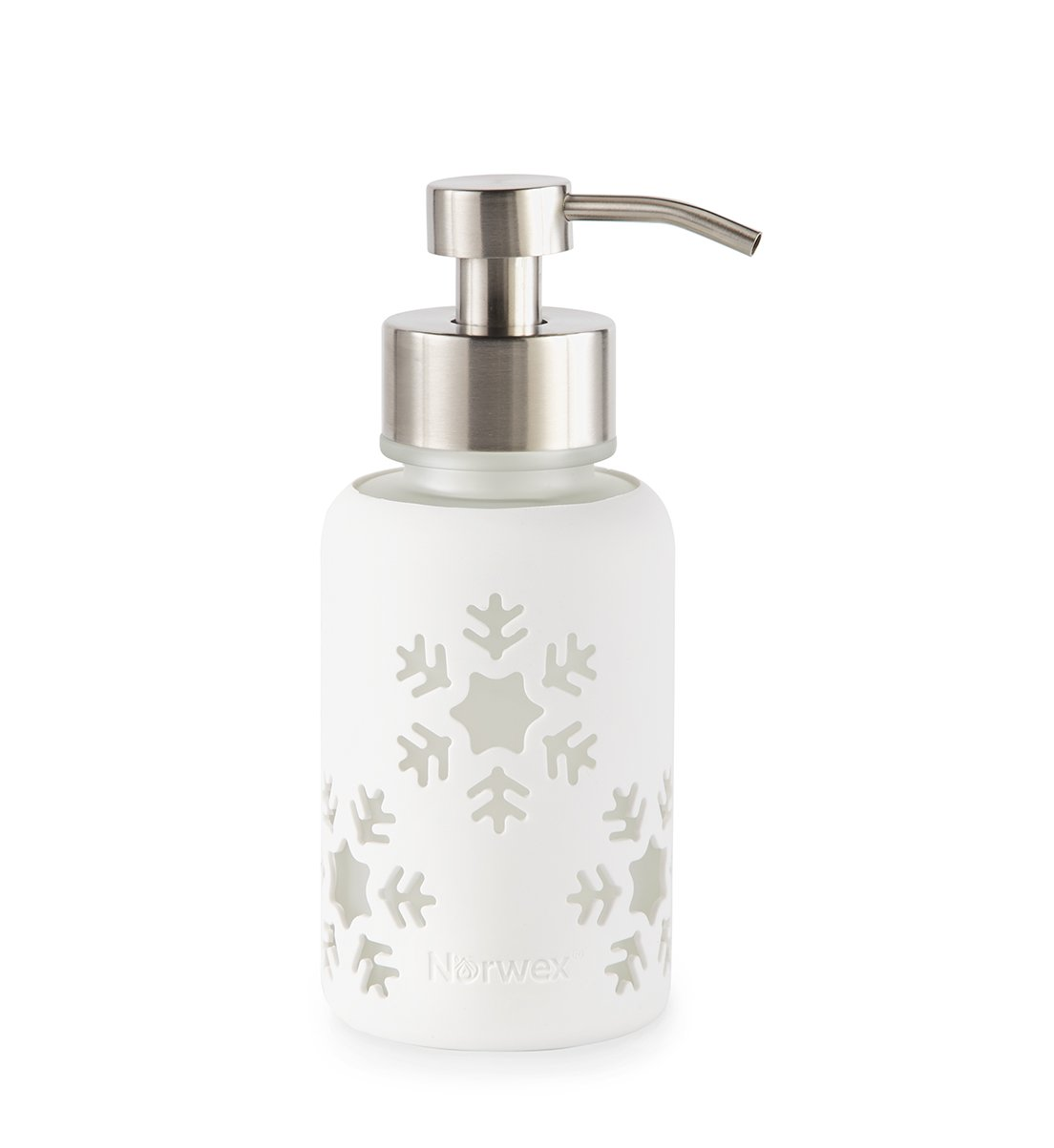 Snowflake Forever Bottle with Foaming Hand Wash Dispenser