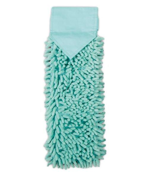 Chenille Hand Towel, sea mist