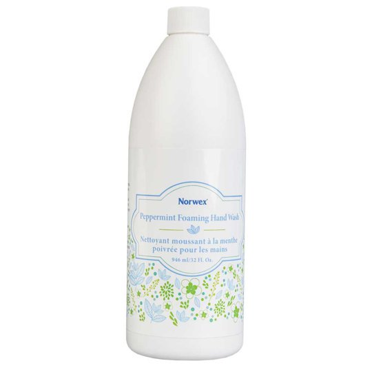 Peppermint Foaming Hand Wash Refill