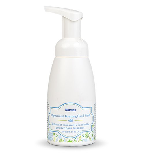 Peppermint Foaming Hand Wash 250ml