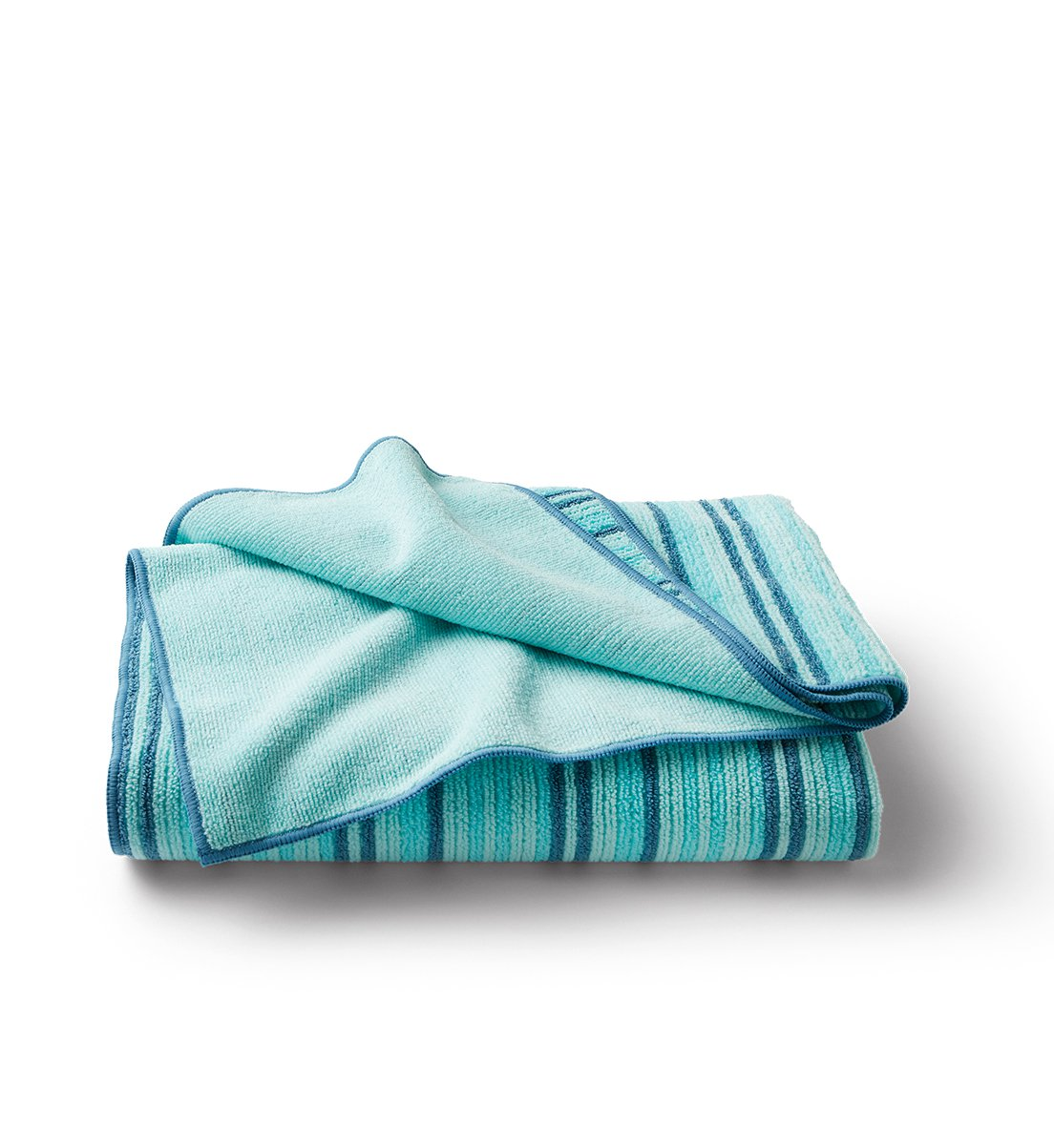 Bath Towel, sea mist stripe