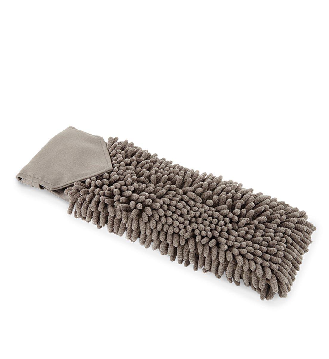 Chenille Hand Towel, mushroom