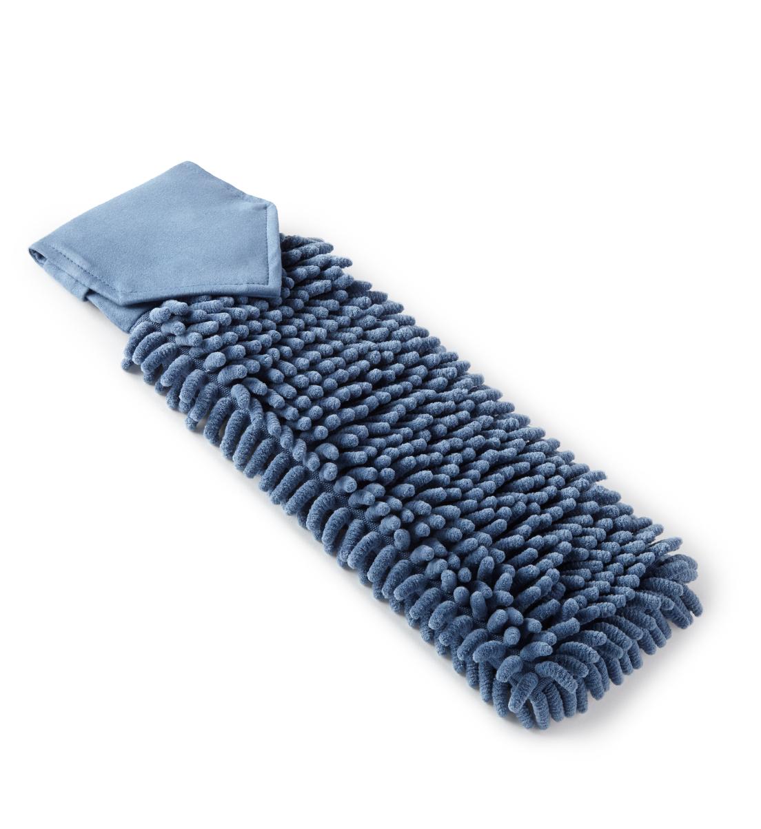 Chenille Hand Towel, denim