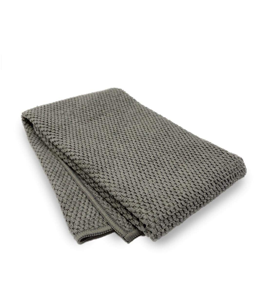 Diamond Textured Kitchen Towel, mushroom