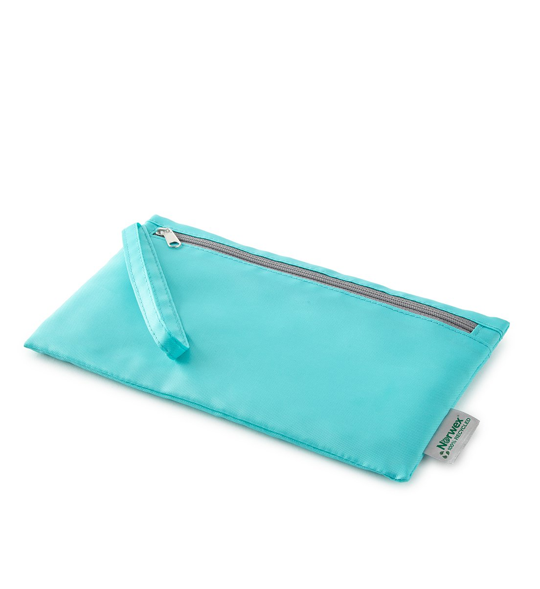Face Mask Wristlet, teal