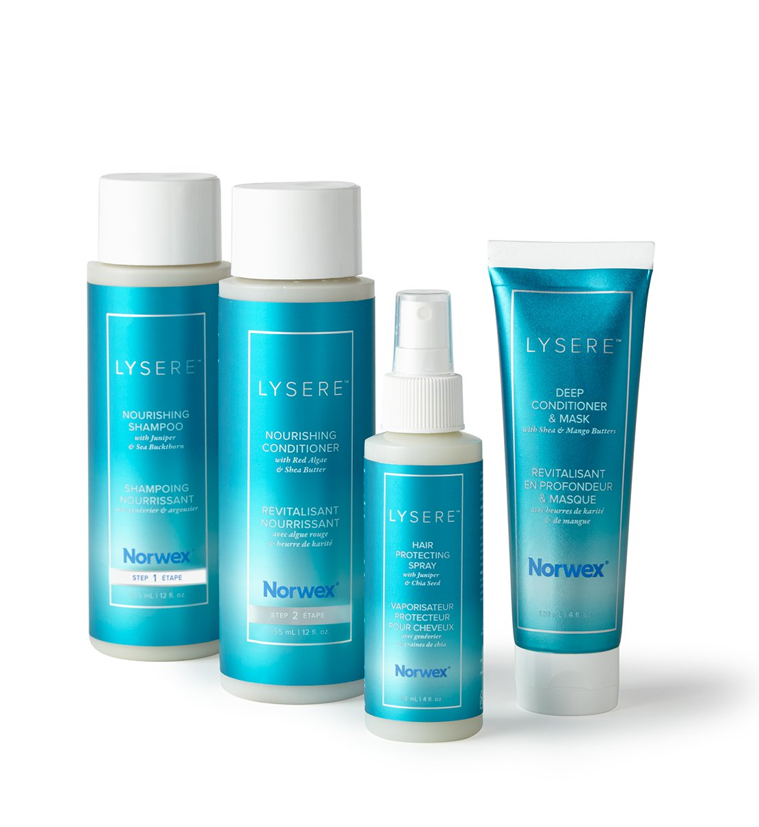 Lysere Nourishing Hair Care Collection