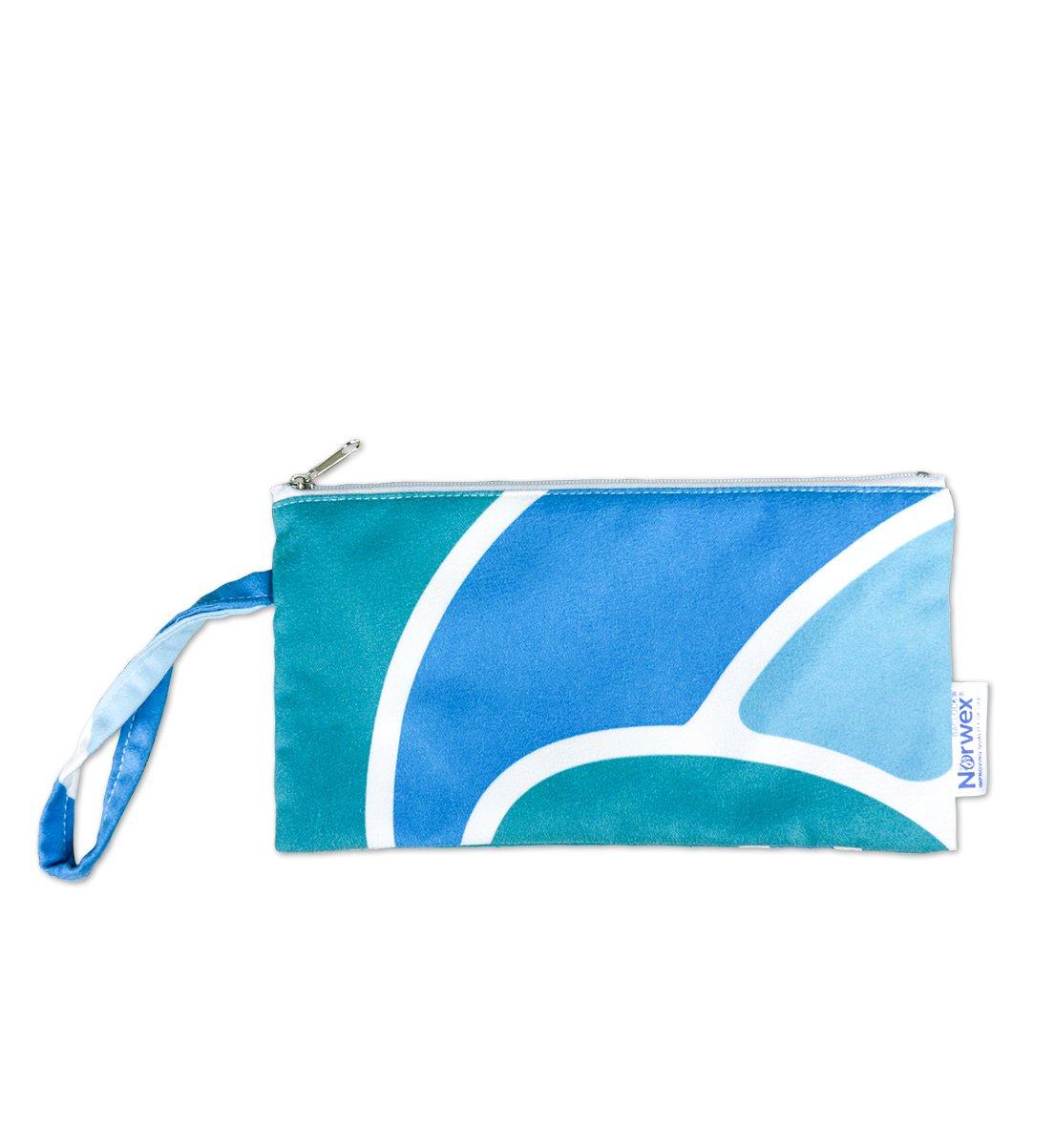 Wristlet Bag, under the sea